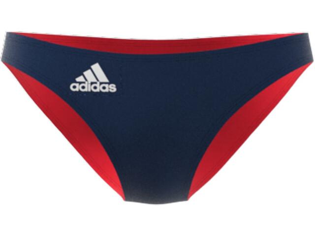 adidas Volley Bikini dół Kobiety, niebieski/czerwony